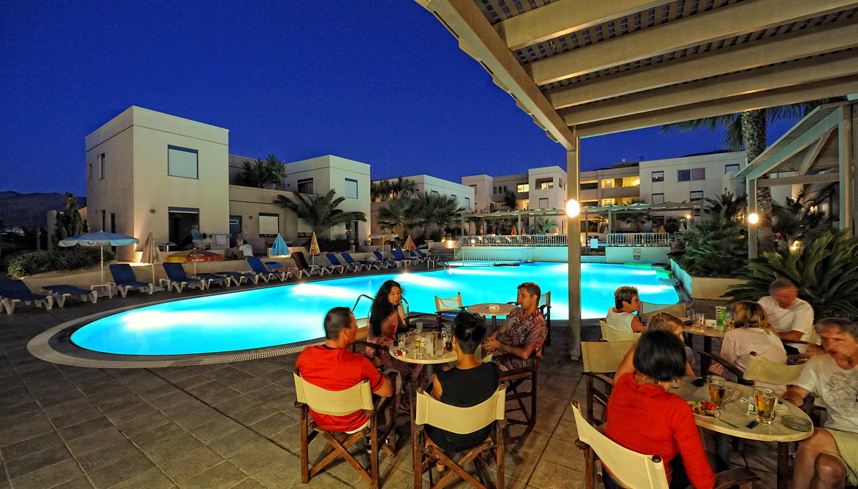 Meropi Hotel & Apartments viešbutis (Kreta, Graikija)