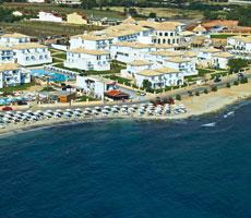 Mitsis Laguna Resort & Spa viesnīca (Herakleja, Grieķija)