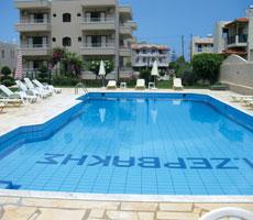 Niko Elen viešbutis (Kreta, Graikija)