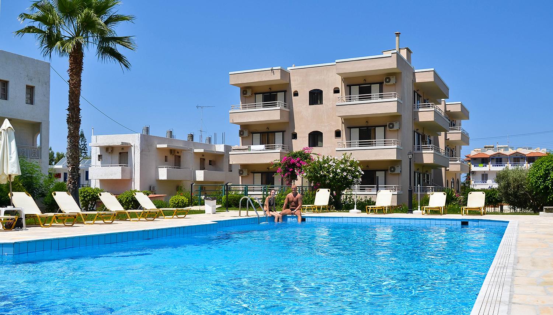 Niko Elen hotell (Heraklion, Kreeka)