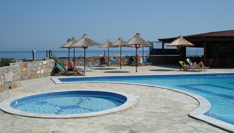 Oceanis hotell (Heraklion, Kreeka)