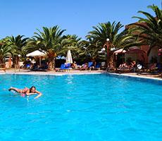 Rethymno Village viešbutis (Kreta, Graikija)
