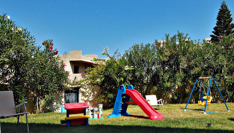 Residence Villas hotell (Heraklion, Kreeka)