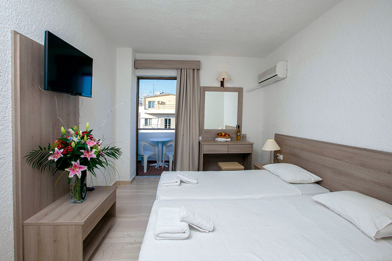 Santa Marina viešbutis (Kreta, Graikija)
