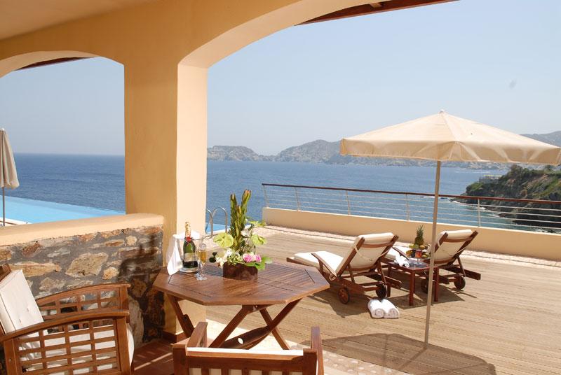 Sea side resort spa 5 греция крит
