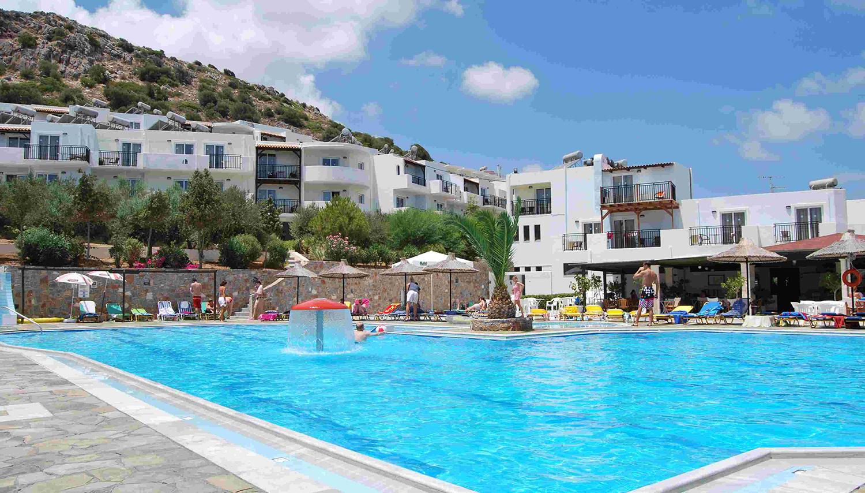 Semiramis Village hotell (Heraklion, Kreeka)