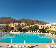 Silva Beach viešbutis (Kreta, Graikija)