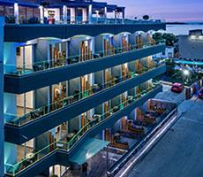 Kreeka, Heraklion, Smartline Infinity Blue Boutique Hotel & Spa, 4*