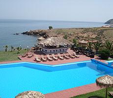 Stella Beach viešbutis (Kreta, Graikija)