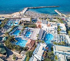 Stella Village viešbutis (Kreta, Graikija)