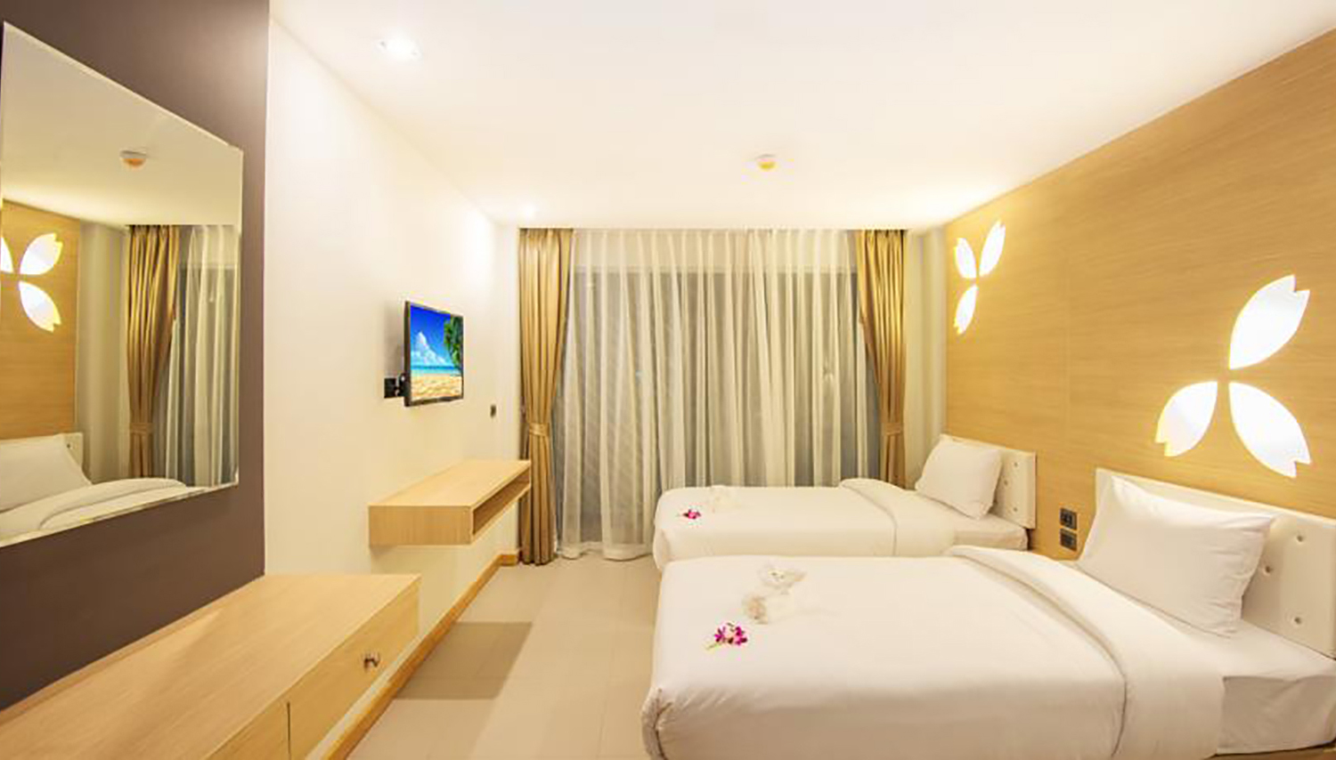 Araya Phuket Beach Resort & SPA hotell (Phuket, Tai)