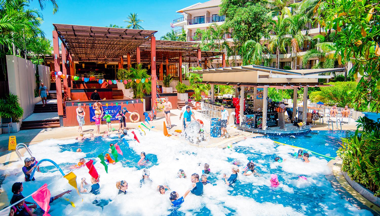 Novotel Phuket Surin Resort hotell (Phuket, Tai)