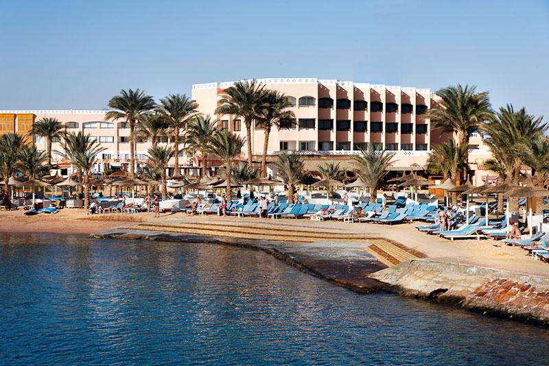 Pickalbatros Sea World viešbutis (Hurgada, Egiptas)