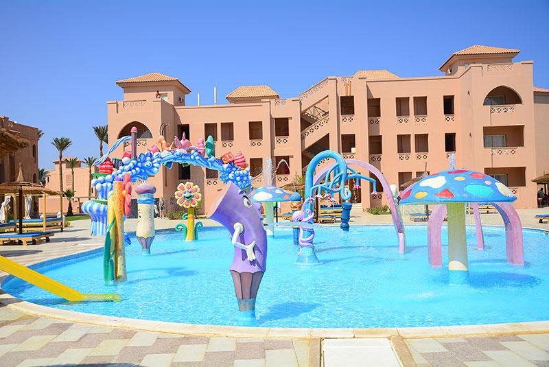 Pickalbatros Sea World Гостиница (Хургада, Египет)