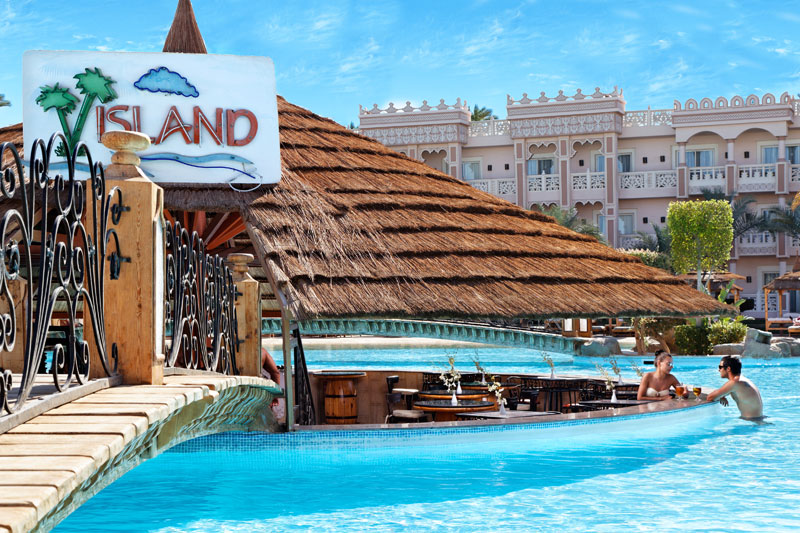 Pickalbatros Albatros Palace Resort and SPA viešbutis (Hurgada, Egiptas)