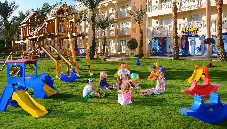 Pickalbatros Albatros Palace Resort viešbutis (Hurgada, Egiptas)