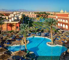 Pickalbatros Alf Leila Wa Leila viešbutis (Hurgada, Egiptas)