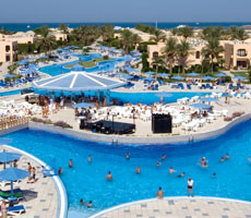 Egiptus, Hurghada, Ali Baba Palace Resort, 4*