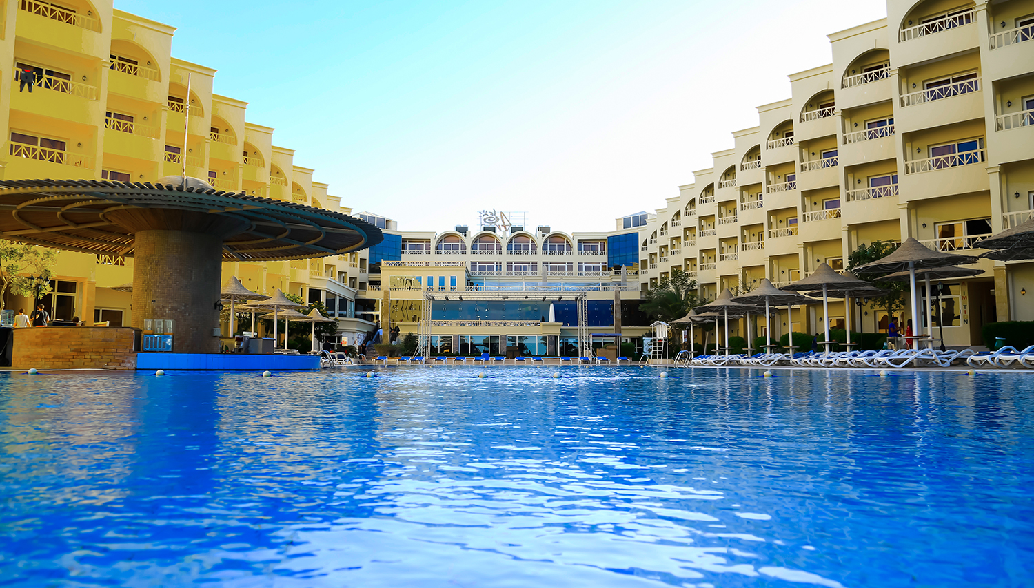 AMC Royal Resort hotell (Hurghada, Egiptus)