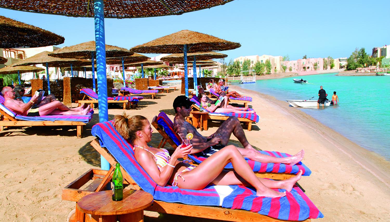 Arena Inn hotell (Hurghada, Egiptus)