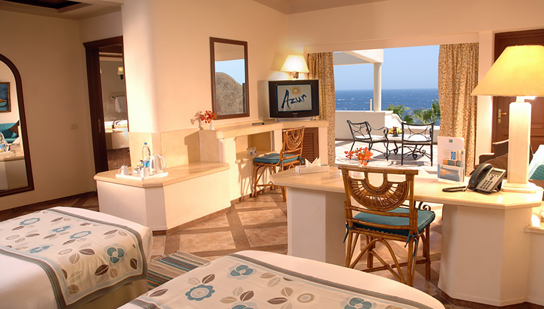Citadel Azur Resort hotell (Hurghada, Egiptus)