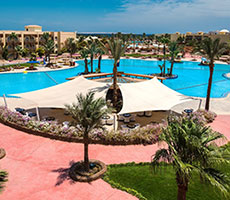 Desert Rose Resort viesnīca (Hurgada, Ēģipte)