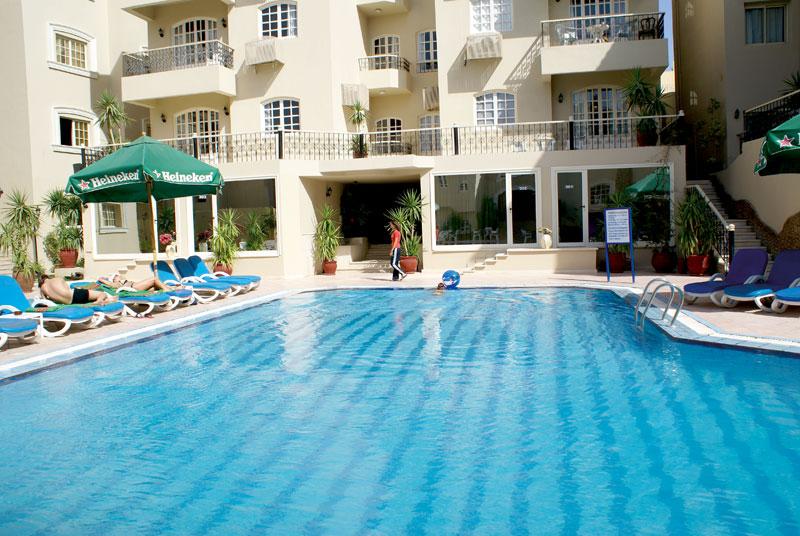 Elysees Hotel hotell (Hurghada, Egiptus)