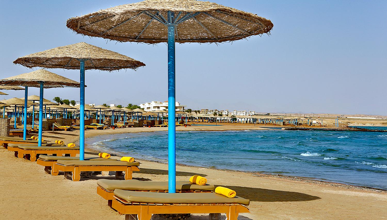 Hilton Hurghada Long Beach hotell (Hurghada, Egiptus)