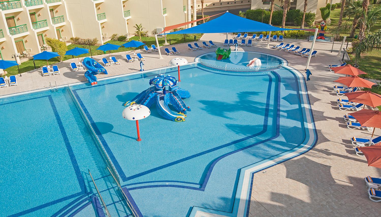 Hilton Hurghada Resort hotell (Hurghada, Egiptus)