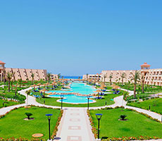 Jasmine Palace Resort and Spa viesnīca (Hurgada, Ēģipte)