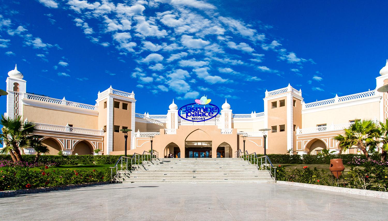 Jasmine Palace Resort & Spa viešbutis (Hurgada, Egiptas)
