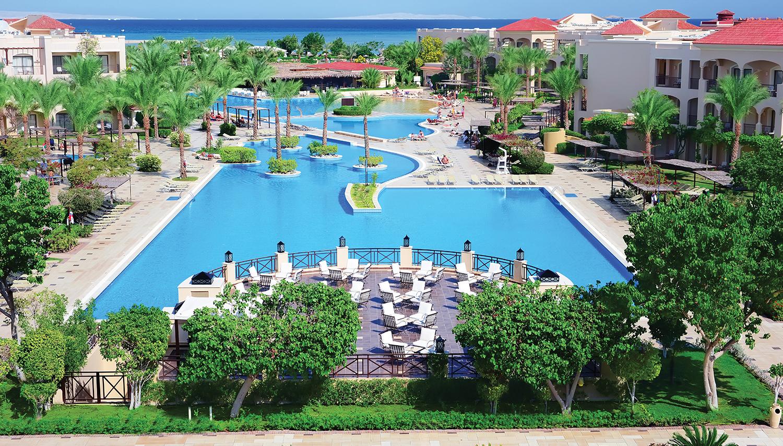 Jaz Aquamarine Resort viesnīca (Hurgada, Ēģipte)