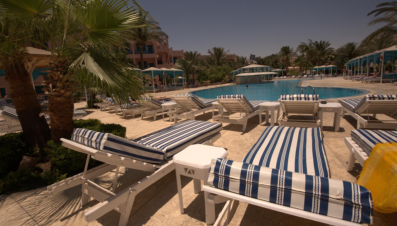 Le Pacha Resort hotell (Hurghada, Egiptus)