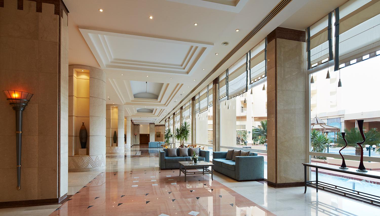 Marriott Hurghada Beach Resort hotell (Hurghada, Egiptus)