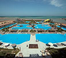 Mirage Aqua Park & SPA viešbutis (Hurgada, Egiptas)