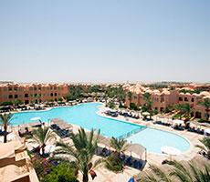 Jaz Makadi Oasis Resort & Club viešbutis (Hurgada, Egiptas)