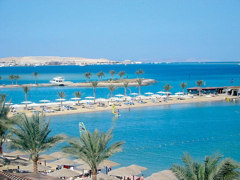 Grand Plaza Hotel hotell (Hurghada, Egiptus)
