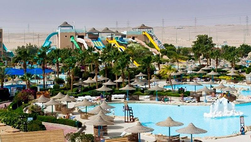 Titanic Resort & Aqua Park hotell (Hurghada, Egiptus)
