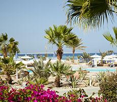 Coral Beach Hurghada Resort viesnīca (Hurgada, Ēģipte)