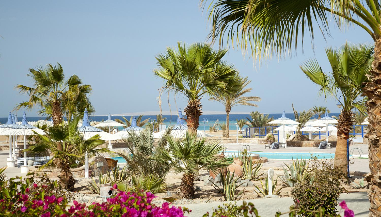 Coral Beach Hurghada Resort viešbutis (Hurgada, Egiptas)