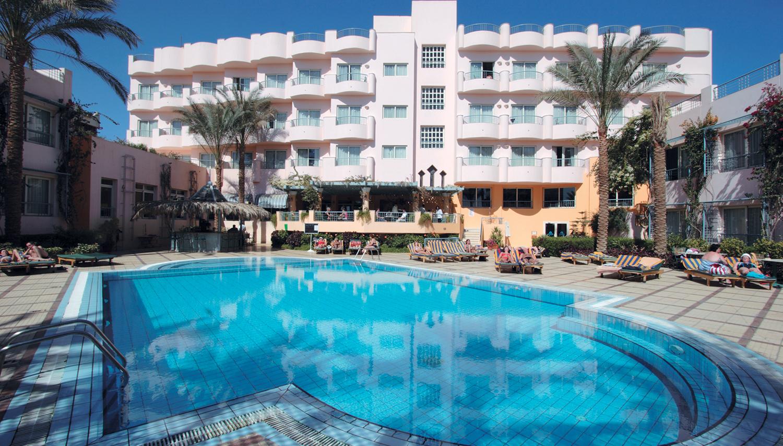 Sea Garden hotell (Hurghada, Egiptus)
