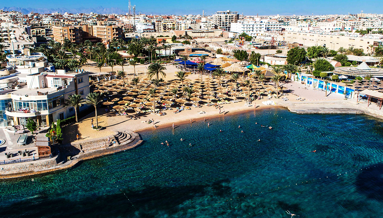 Sea Gull Beach and Resort hotell (Hurghada, Egiptus)