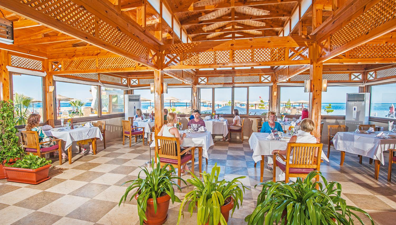 Sea Star Beau Rivage hotell (Hurghada, Egiptus)