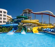 Sindbad Club Aqua Hotel viesnīca (Hurgada, Ēģipte)