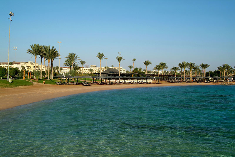 Steigenberger Aqua Magic hotell (Hurghada, Egiptus)