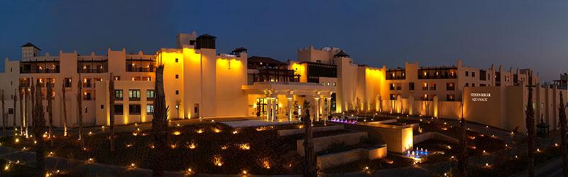 Steigenberger Aqua Magic viesnīca (Hurgada, Ēģipte)