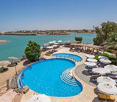 Sultan Bey Hotel El Gouna viesnīca (Hurgada, Ēģipte)