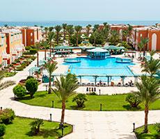 Sunrise Select Garden Beach Resort & Spa viesnīca (Hurgada, Ēģipte)