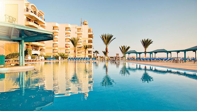 Sunrise Holidays Resort viesnīca (Hurgada, Ēģipte)