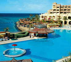 Sunny Days Palma De Mirette viesnīca (Hurgada, Ēģipte)